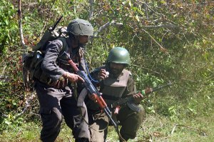SL Army infantry in the Wanni (Defence.lk)