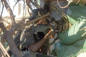 SL Army sniper (Defence.lk)