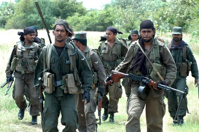 Sri Lanka Army Special Forces